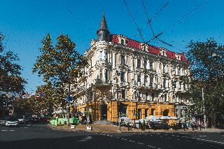 Uno Design Hotel, Rishelievskaya Str.,17
