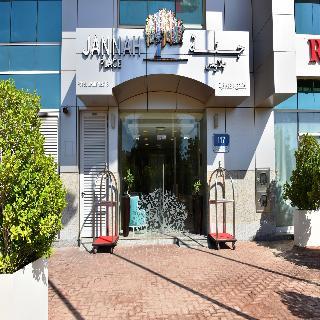 Jannah Place Abu Dhabi, Delma Street, Crossing Of…