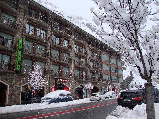 Apartamentos Canillo…, Sant Joan De Caselles, Edificio…