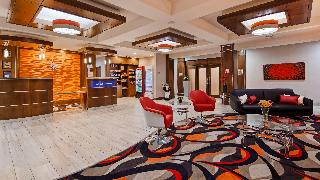 Best Western Plus Fort Stockton Hotel