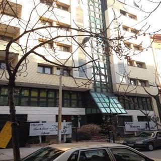 Aryobarzan Shiraz, Roodaki Avenue,