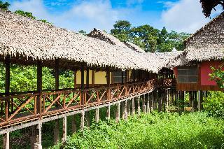 Heliconia Amazon River…, Orilla Del Río Amazonas A…