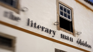 The Literary Man Obidos Hotel