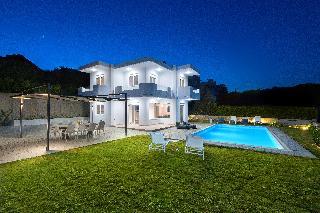 Hill And Sea View Villa