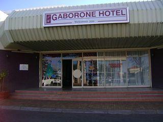 Gaborone Hotel, Bus Rank, Gabrone, Botswana.,…