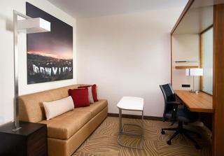 SpringHill Suites Los…, 549 South San Fernando Boulevard,549