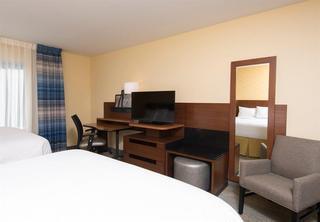 Fairfield Inn & Suites By Marriott Tampa Westshore