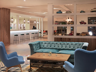 H10 Ocean Dreams Boutique Hotel - Diele