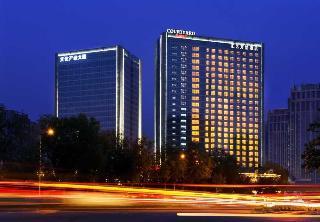 Courtyard Zhengzhou…, Building B, No.77 Shangding…