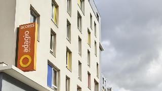 Adagio Access Paris Saint Denis Pleyel