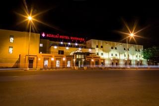 Azalai Hotel Marhaba, Avenue Gamal Abdel Nasser…