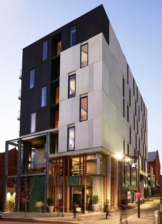 Alex Hotel Perth, 50 James Street,