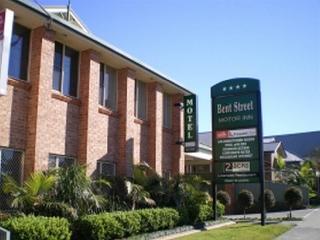 Bent Street Motor Inn, 62 Bent Street,