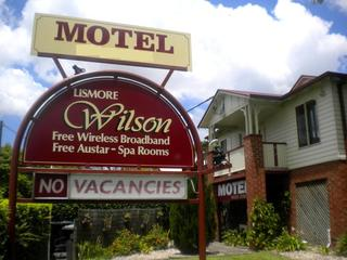 Lismore Wilson Motel, 119 Ballina Road,