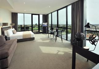Melbourne Hotels:Breakfree Bell City