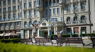 Grand Hotel Aranybika, Debrecen, Piac U. 11-15,