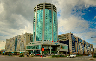 Diplomat Hotel And Business…, D.kunayev Str.,29/1
