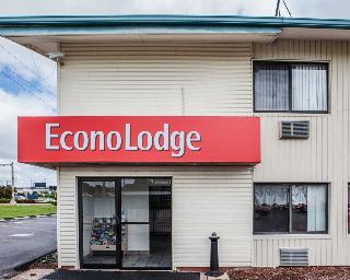 Econo Lodge, 4576 Woodson Rd.,