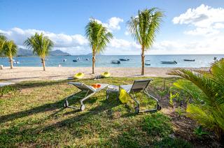 L'Escale Beachfront…, Coastal Road La Preneuse,0000