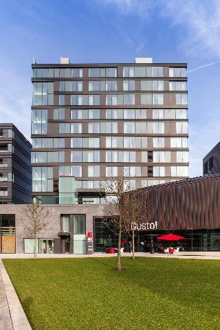 IntercityHotel Enschede, Willem Wilminkplein,5