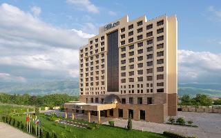 Sheraton Dushanbe Hotel, 48, Ayni Street,48