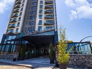 Alesha Suite Hotel, Sancak Mah Liman Mevkii Yomra…
