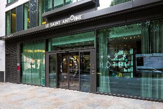 BW PREMIER COLLECTION Le Saint-Antoine Hotel & SPA