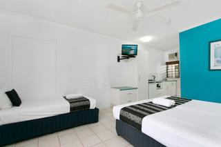Cairns City Palms