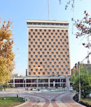 Hotel Homa Teheran, Shahid Khodami St,51