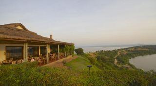 Mweya Safari Lodge, Mweya,