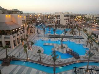 5 Sterne Hotel Steigenberger Aqua Magic Hotel In Hurghada