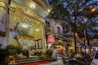 Noble Boutique Hotel, 98 Hang Gai Str., Hoan Kiem…