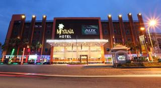 Miyana Hotel, Jl. H Arif No. 28 Cemara,