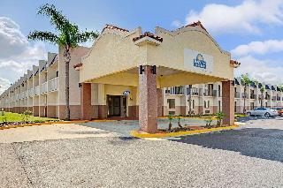 Days Inn & Suites Tampa Near Ybor City