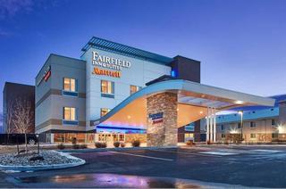 Fairfield Inn & Suites…, 2370 East Cedar Street,