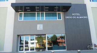 Diego De Almagro Chillan, Avenida O`higgins 391,