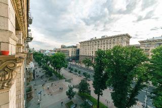 Almateya Apartments, Kreschatik, 21, Entrance…