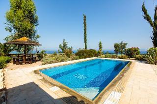 Med Coast View Villa, Argaka,1