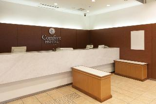 Comfort Hotel Toyokawa, 3-301 Suwa,