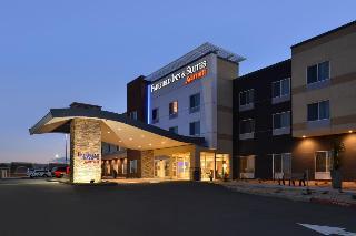 Comfort Suites Woodland…, 2080 Freeway Drive,