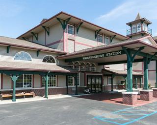 Comfort Inn Warrensburg Station
