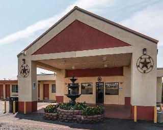 Rodeway Inn, 4801 Avenue Q,