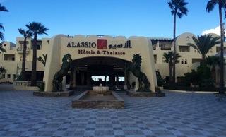 Alassio Hotel & Thalasso…, Zone Touristique – Skanes,