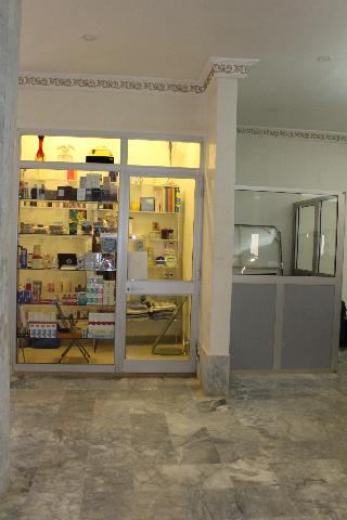 Splendid Hotel, Avenue Kwame N'krumah,