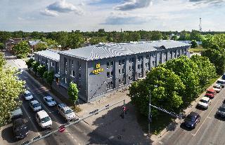 Hektor Design Hostel, Riia 26,