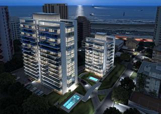 Arenas del Mar Apartments, Ma. E. Vaz Ferreira Y Amazonas,