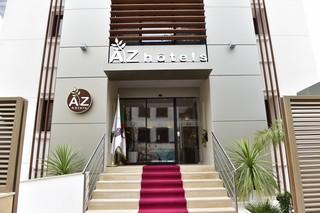 AZ Hotel Kouba, 11 Rue Mohamed Rabia Route…