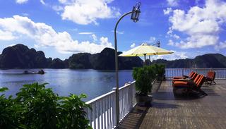 Indochina Sails, Gate Of Royal Park, Bai Chay…
