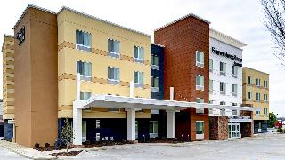 Fairfield Inn & Suites…, 100 French Landing Drive,