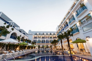 Risemount Resort Danang, Nguyen Van Thoai, Ngu Hanh…